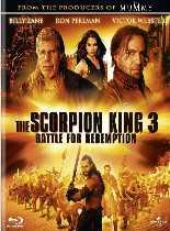 蝎子王3:救赎之战/蝎子王3:死者的崛起