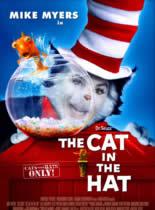戴帽子的猫/帽子里的猫/魔法灵猫