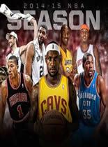 14-15赛季NBA常规赛