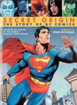 神秘起源:DC漫画的故事/秘密起源:英雄漫画故事