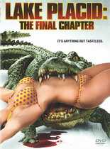 史前巨鳄:最终章/平静的湖:最终章/极度凶鳄:最终章