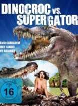 恐鳄大战超级食人鳄