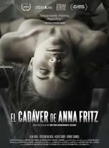 安娜·弗里茨的尸體