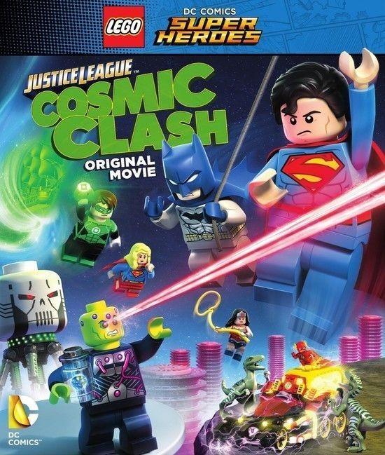 樂高DC超級英雄:正義聯盟之宇宙沖突